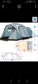 Vango Orchy 4 Man Tent, family tent
