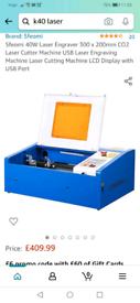 K40 laser