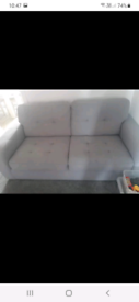Grey 3seater sofa