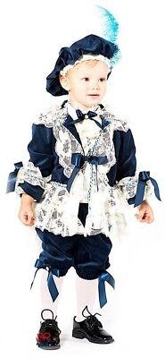 Italienische Herstellung Baby Kleinkind Jungen Renaissance - Baby Renaissance Kostüm