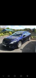 09 Mazda 6 For Sale £700 swap for Road bike,boat project, trailor etc
