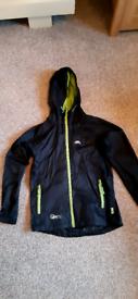 Trespass age approx 10/11 waterproof raincoat