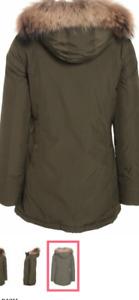 Woolrich winter jacket.