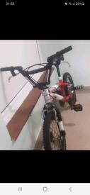 Rhino BMX stunt bike