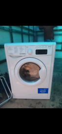 Indesit washer and drier