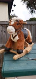 Small Child's Rocking Pony
