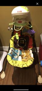 Fisher-Price Cradle 'N Swing, Luv U Zoo
