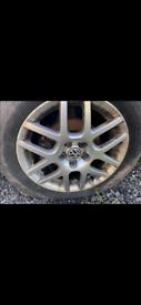 Vw golf bora gti bbs alloy wheels alloys tyres