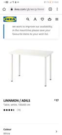 FREE ikea linnmon desk