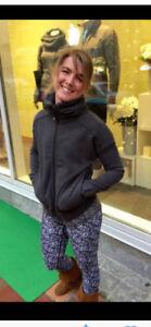 Lululemon jackets ~ wraps ~ hoodies ~ size 8/10