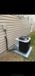Affordable air conditioning AC