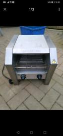 Burco 77010 rotary toaster
