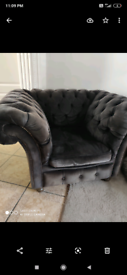Chesterfield chair free