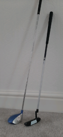 Junior Golf Clubs, 22° Driver and Jaxx Putter(Offers Welcome)