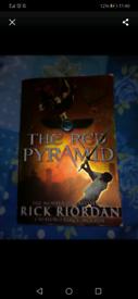 Children's fiction by Rick Riordan, author of Percy Jackson.