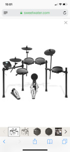 Drum electronique « Alesis nitro mesh kit »