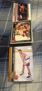 3 Assorted Basketball - 2 Rookie Cards Steve Nash 2 Lebron James St. John's Newfoundland image 1