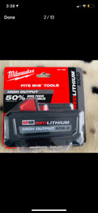 Brand NEW MILWAUKEE TOOLS FOR SALE! Cheapest price
