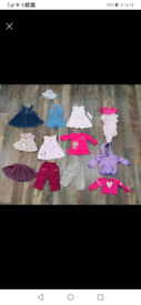 Gorgeous Girls clothes bundle aged 3-6 months
