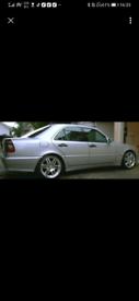 Mercedes brabus 18 inch Monoblock alloy wheels alloys tyres