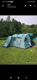 Outwell Montana 6, 6 man tent