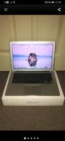 "2017 Apple MacBook Air 13.3"" HARDLY USED"