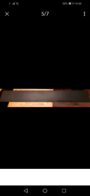 Left Side moulding long panel trim For vauxhall vivaro