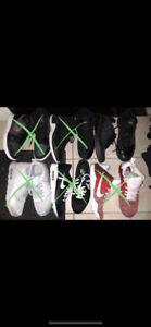 Nike Jordan Adidas Ultra Boost NMD Lightly Used sizes 9-10.5