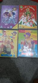 *Free* children's dvds