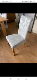 Oak furniture land dining chair