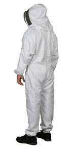 Humble Bee 411-XXXS Polycotton Beekeeping Suit with Fencing Veil
