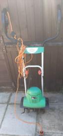 Electric rotavator £30