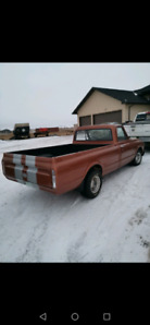 1972 chev truck. Beautifully done