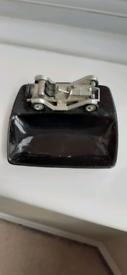 Vintage Matchbox Lesney Giftware Ashtray Mounted Models Desk Ornament
