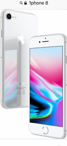*Brand NEW IPhone 8 64 GB * Scace Grey/White / still in plastic