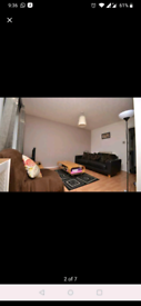 A double room available in a shared flat, Leeds, Hunslet