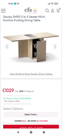 Folding down table/desk