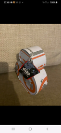 Bb8 money box