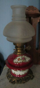 Lamps for Sale- stained glass and other beautiful lamps Kitchener / Waterloo Kitchener Area image 2
