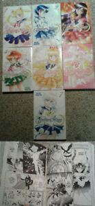 1-7 Pretty Soldier Sailor Moon MANGA
