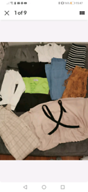 Big women Bundle Size 8/S some new items or like new