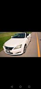 2010 Lexus is250c for sale