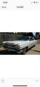1964 Cadillac Biarritz for sale