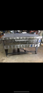 SINGLE DECK PIZZA OVEN FOR SALE