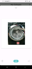 Washing machine spares or repair