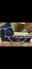 Vintage Style Pram for Upcycling Project