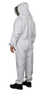 Humble Bee 411-XL Polycotton Beekeeping Suit with Fencing Veil