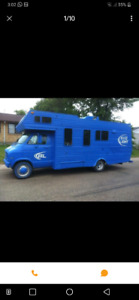 Dodge bud light RV