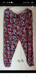 Ladies trousers X3 size 16
