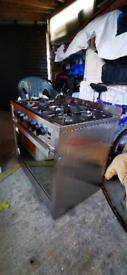 Used Gas Oven and Cooker